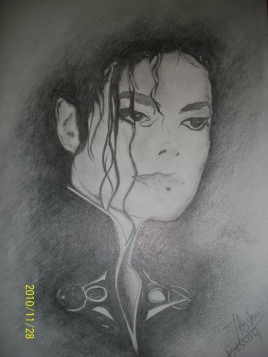 Michael Jackson by hoshos